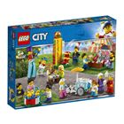 Obrazek LEGO CITY 60234 Wesołe miasteczko-zestaw minifigurek