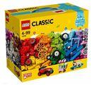 Obrazek LEGO Classic 10715 Klocki na kółkach
