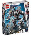 Obrazek LEGO 76124 SUPER HEROES Pogromca War Machine