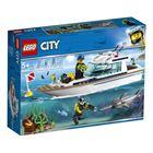 Obrazek LEGO CITY 60221 Jacht