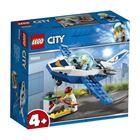Obrazek LEGO City 60206 Policyjny patrol powietrzny
