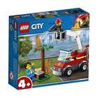 Obrazek LEGO CITY 60212 Płonący grill