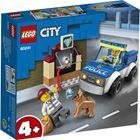 Obrazek LEGO CITY 60241 Oddział policyjny z psem