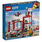Obrazek LEGO CITY 60215 Remiza strażacka