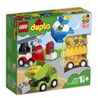 Obrazek LEGO 10886 Moje pierwsze samochodziki